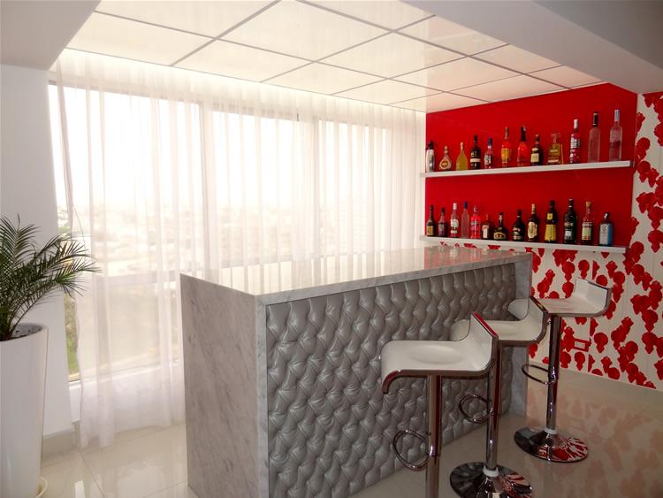 """""""Penthouse es una habitación de lujo situada en Perú con una decoración exclusiva, de lujo y ostentación.""""  Penthouse, lujo y ostentación lujoso penthouse 1"""