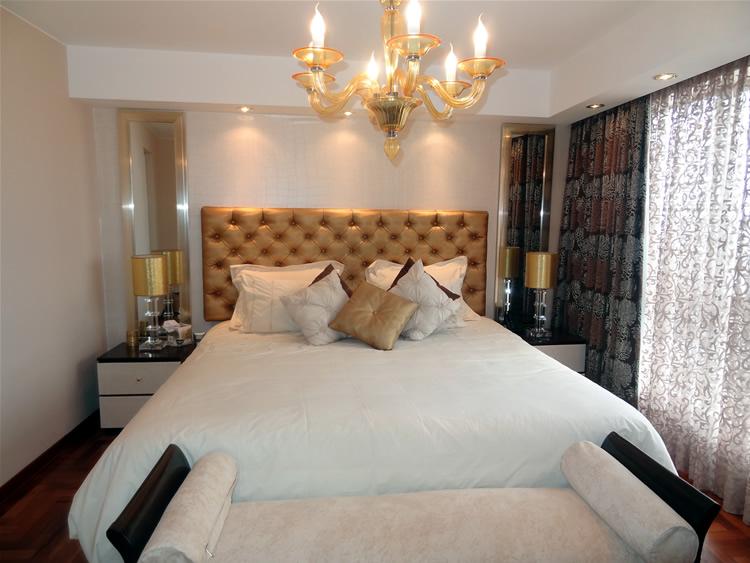 """""""Penthouse es una habitación de lujo situada en Perú con una decoración exclusiva, de lujo y ostentación.""""  Penthouse, lujo y ostentación lujoso penthouse 5"""
