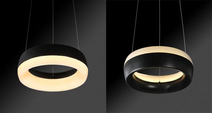 """""""Duet, de la firma Lamp diseñada por Jordi Ribaudí y Jordi Masvidal es una luminaria decorativa, versátil y capaz de crear ambientes con personalidad.""""  Lámpara Duet, diseño orgánico Foto 29"""