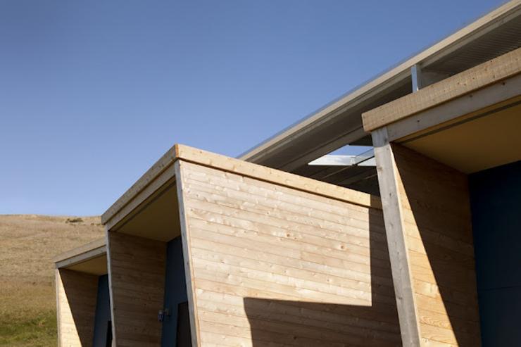 """""""La firma de arquitectos Arquitectura CCS ha completado el Diane Middlebrook Memorial Building en Woodside, California, EE.UU.""""  Diane Middlebrook, Edificio Memorial Foto 58"""