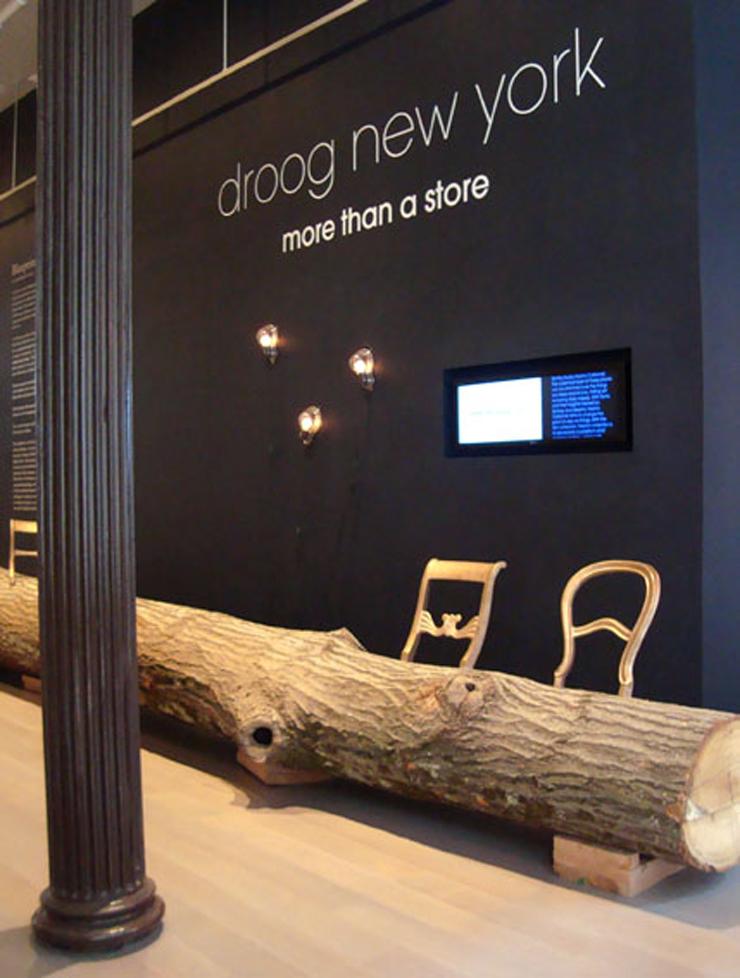 """""""Holanda es un país que posee una sensibilidad única en materia de diseño contemporáneo. Desde la moda y el interiorismo hasta la música y los nuevos medios de comunicación, este sector de la industria rebosa de talento.""""  Holanda, expresión del diseño  Foto 65"""