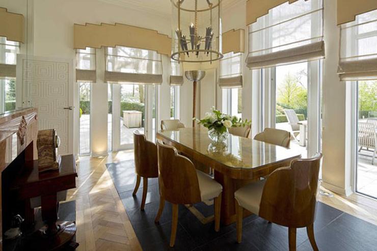 estilo art dec londres decorar una casa On casa de interior de estilo art deco