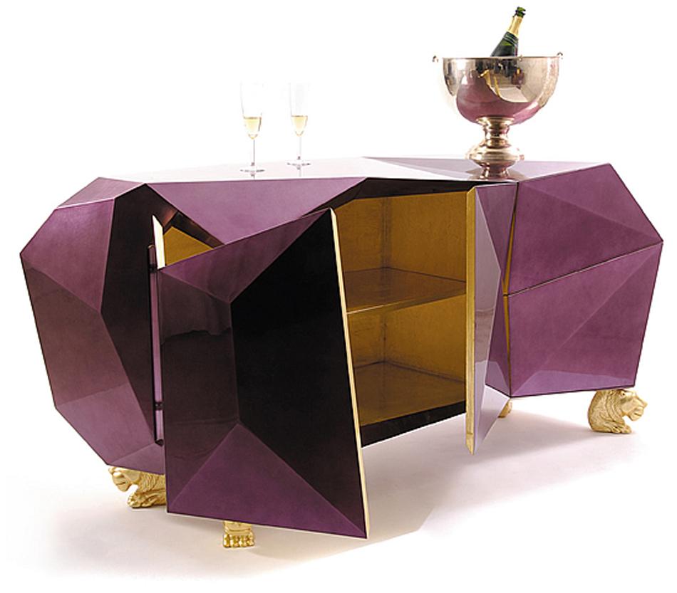 Diamond, obra de arte contemporánea bocadoloboinsolito
