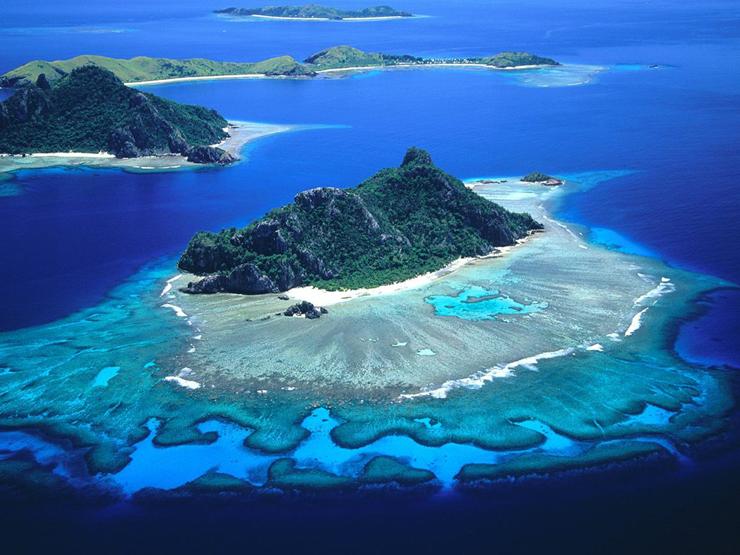 """""""Todos hemos escuchado hablar sobre las famosas islas Fiji, un destino de especial belleza natural en el océano Pacífico, y que goza del turismo que llega de lugares como Australia y Nueva Zelanda."""" Islas Fiji Foto 111"""