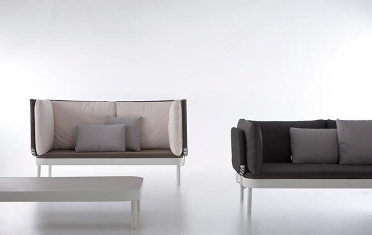 """""""Stefan Diez es uno de los diseñadores alemanes del momento. Prueba de ello, es que dos de sus diseños han sido galardonados con el Red Dot en 2011.""""  Gandía Blasco, Tropez y Big Foto 210"""