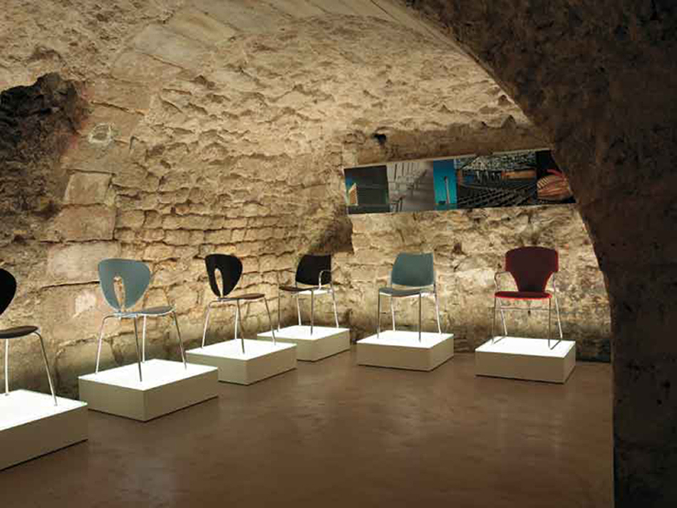 Showroom de Stua en París Foto Feautured15
