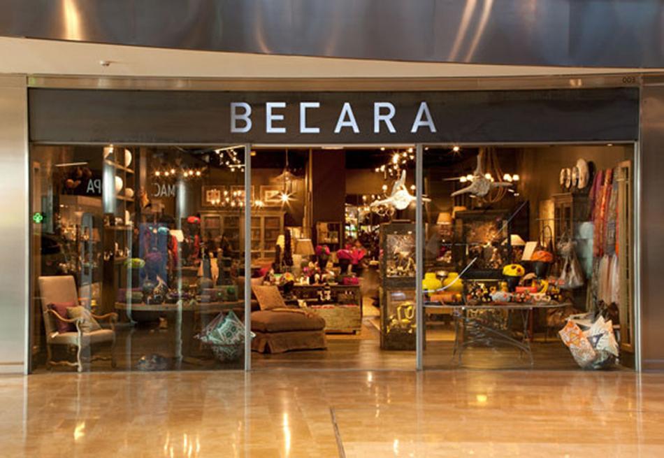 Becara nueva tienda - Ropa hogar barcelona ...