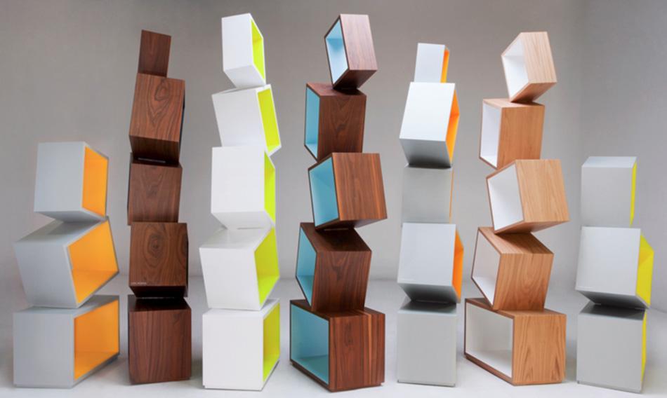 """""""La Biblioteca Equilibrium es una pieza escultórica que demuestra que una biblioteca puede tener dinamismo, lo mismo que encontramos en los libros, y en las historias."""""""