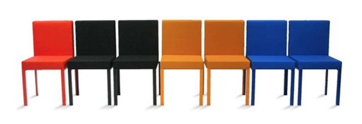"""""""JeanNouvelDesign, el estudio de diseño que lidera el arquitecto francés Jean Nouvel, presentó durante la pasada edición de la Paris Design Week su nueva colección de muebles. Entre ellos, la silla Oxymore.""""  Silla Oxymore para JeanNouvelDesign Foto 01"""