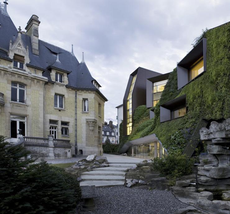 """""""El Ayuntamiento Bouctot-Vagniez de Amiens es un edificio notable, un testimonio arquitectónico de las glorias de la década de los años veinte y el Art Nouveau.""""  Art Nouveau de los años 20 Foto 13"""