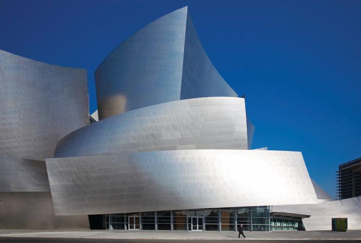 """""""Frank Gehry es un arquitecto tremendamente culto que al ser preguntado sobre sus intereses arquitectónicos recurre al maestro del renacimiento italiano Francesco Borromini.""""  Arquitectura de Frank Gehry Foto 14"""