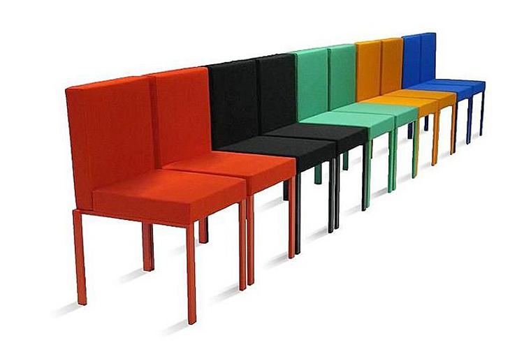 """""""JeanNouvelDesign, el estudio de diseño que lidera el arquitecto francés Jean Nouvel, presentó durante la pasada edición de la Paris Design Week su nueva colección de muebles. Entre ellos, la silla Oxymore.""""  Silla Oxymore para JeanNouvelDesign Foto 18"""