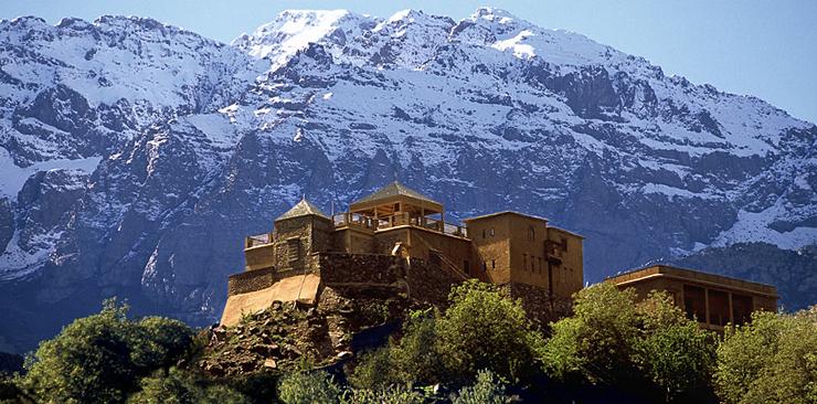 """""""El Hotel Kasbah du Toubkal se encuentra en las montañas de Marruecos. Este hotel es en realidad una gran casa tradicional donde se podrá vivir la auténtica experiencia Bereber.""""  Kasbah du Toubkal Foto 19"""