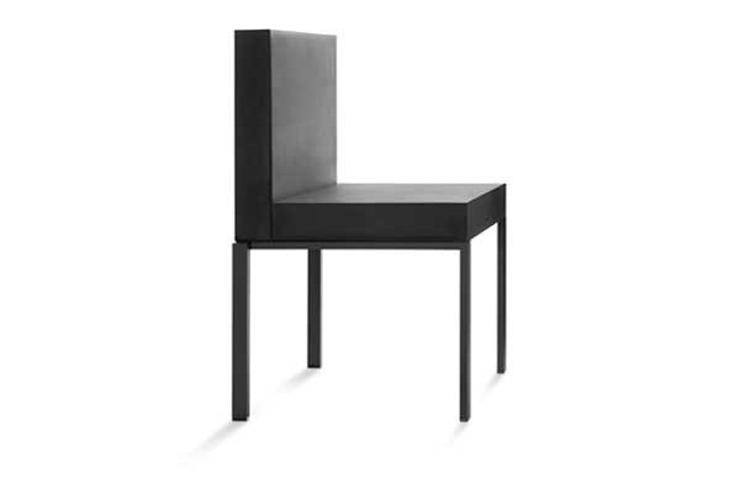 """""""JeanNouvelDesign, el estudio de diseño que lidera el arquitecto francés Jean Nouvel, presentó durante la pasada edición de la Paris Design Week su nueva colección de muebles. Entre ellos, la silla Oxymore.""""  Silla Oxymore para JeanNouvelDesign Foto 28"""