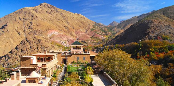 """""""El Hotel Kasbah du Toubkal se encuentra en las montañas de Marruecos. Este hotel es en realidad una gran casa tradicional donde se podrá vivir la auténtica experiencia Bereber.""""  Kasbah du Toubkal Foto 39"""