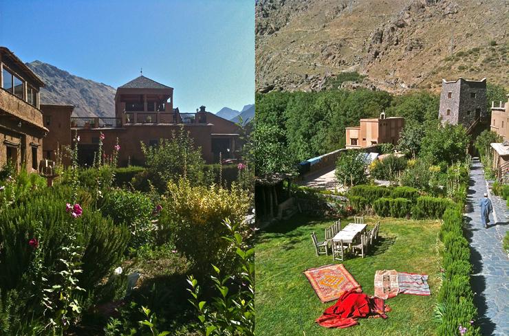 """""""El Hotel Kasbah du Toubkal se encuentra en las montañas de Marruecos. Este hotel es en realidad una gran casa tradicional donde se podrá vivir la auténtica experiencia Bereber.""""  Kasbah du Toubkal Foto 44"""