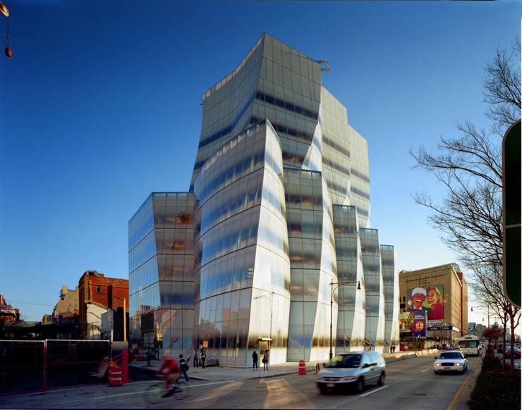 """""""Frank Gehry es un arquitecto tremendamente culto que al ser preguntado sobre sus intereses arquitectónicos recurre al maestro del renacimiento italiano Francesco Borromini.""""  Arquitectura de Frank Gehry foto 4"""