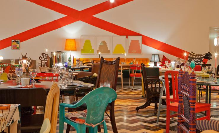 """""""La cocina como galería de arte. Obras del premio Turner Martin Creed inspirarán un restaurante londinense."""" La cocina como galería de arte 1"""