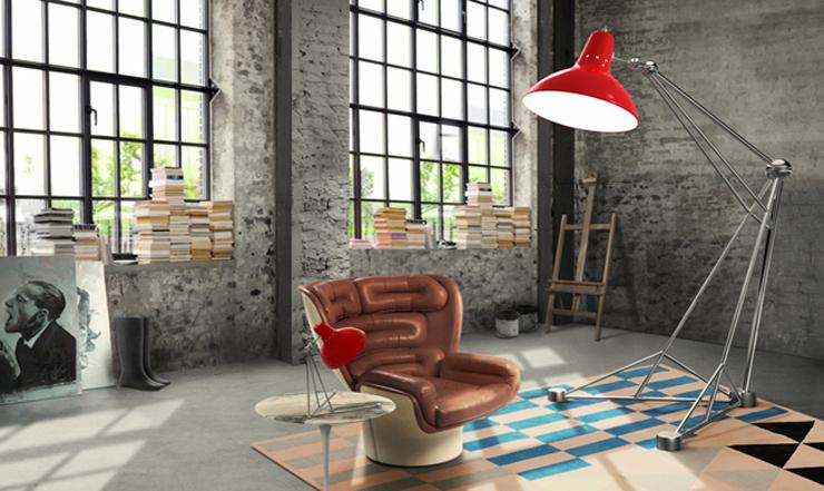 """""""La firma lusa de iluminación, Delightfull ha lanzado su último diseño al mercado, la lámpara de pie Diana XL.""""  Nueva lámpara de pie Diana Foto 12"""