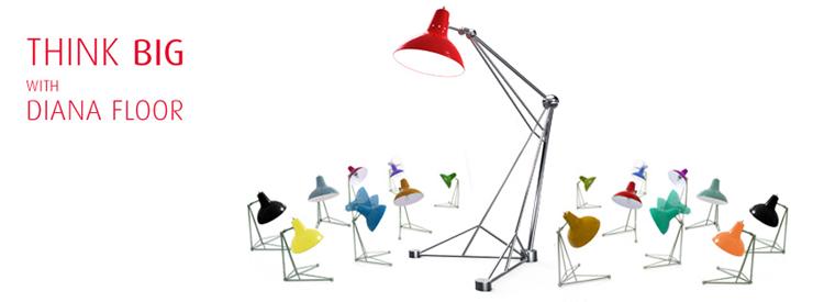 """""""La firma lusa de iluminación, Delightfull ha lanzado su último diseño al mercado, la lámpara de pie Diana XL.""""  Nueva lámpara de pie Diana Foto 22"""