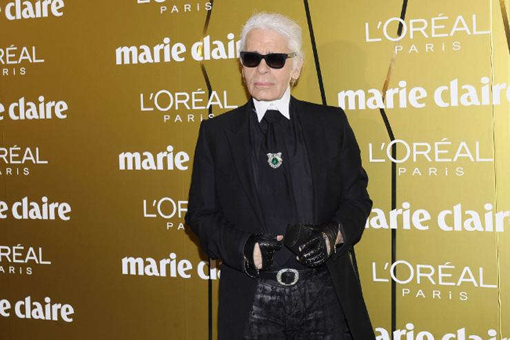 """""""La firma de accesorios de moda Fossil ha anunciado una asociación estratégica con Karl Lagerfeld para diseñar, desarrollar y distribuir una línea de relojes de hombre y mujer bajo la marca del diseñador.""""  Relojes de Karl Lagerfeld para Fossil Foto 32"""