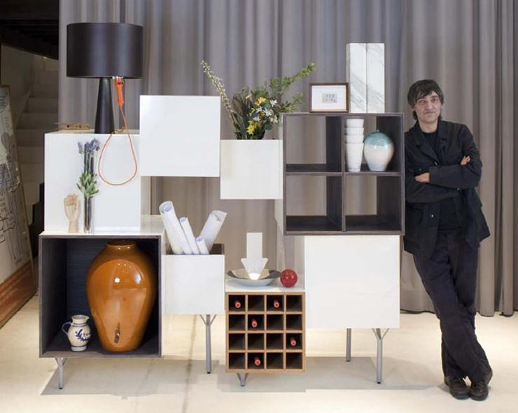 """""""Simple, original y con una visión rupturista, el creativo español Martí Guixé se dedica a solucionar problemas de la vida moderna, dando forma y estilo a los objetos cotidianos.""""  Martí Guixé, la emoción del diseño Foto 61"""