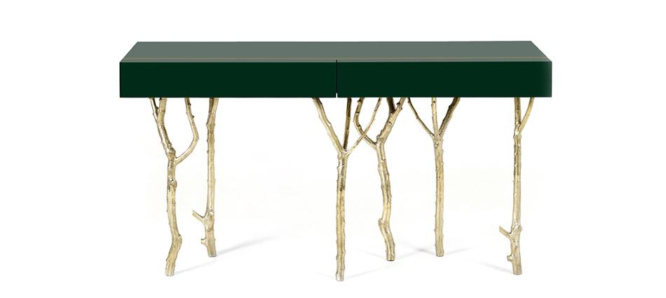 """""""Presentada recientemente en el London Super Brands, la nueva y fantástica colección de muebles del extraordinario diseñador Pedro Sousa, el diseñador portugués, que lleva la fusión entre lo natural y moderno a un nuevo nivel de expresión."""""""