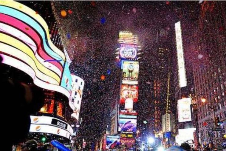 """""""La Nochevieja se aprovecha cada vez más para viajar y celebrar las fiestas fuera de casa. Aquí recomendamos los top 10 destinos para celebrar el fin de año y tener una experiencia recomendable."""" destinos para Nochevieja Top 10 destinos para Nochevieja ny"""