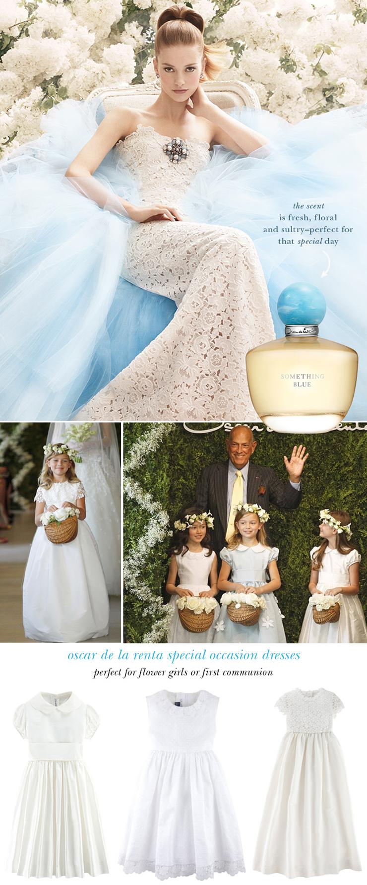 """""""Something Blue de Oscar de la Renta es una fragancia de la familia olfativa Floral para Mujeres. Esta fragrancia es nueva. """"  Oscar de La Renta, """"Something Blue"""" 10 reasons i love something blue 3 Recovered"""