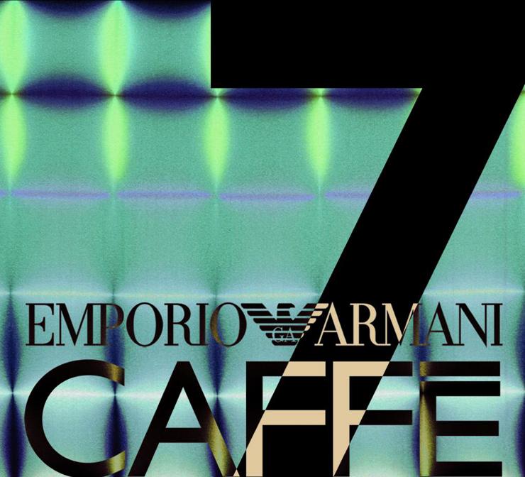 """""""Continuando con la colección de música que inaugurara hace unos años, la firma Emporio Armani nos presenta la séptima edición de Caffè."""" Emporio Armani, Caffè 7 Foto 13"""