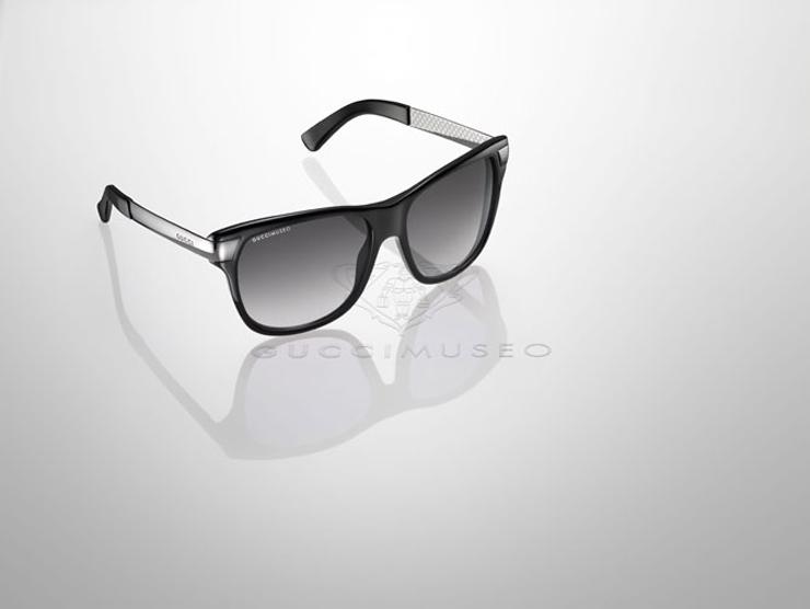 """""""Gucci ha creado unas gafas de sol muy especiales dedicadas al Museo Gucci.""""  Gucci, gafas de sol de museo Gucci Museo sunglasses 02"""