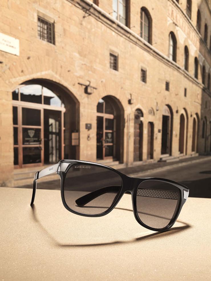 """""""Gucci ha creado unas gafas de sol muy especiales dedicadas al Museo Gucci.""""  Gucci, gafas de sol de museo Gucci Museo sunglasses 03"""