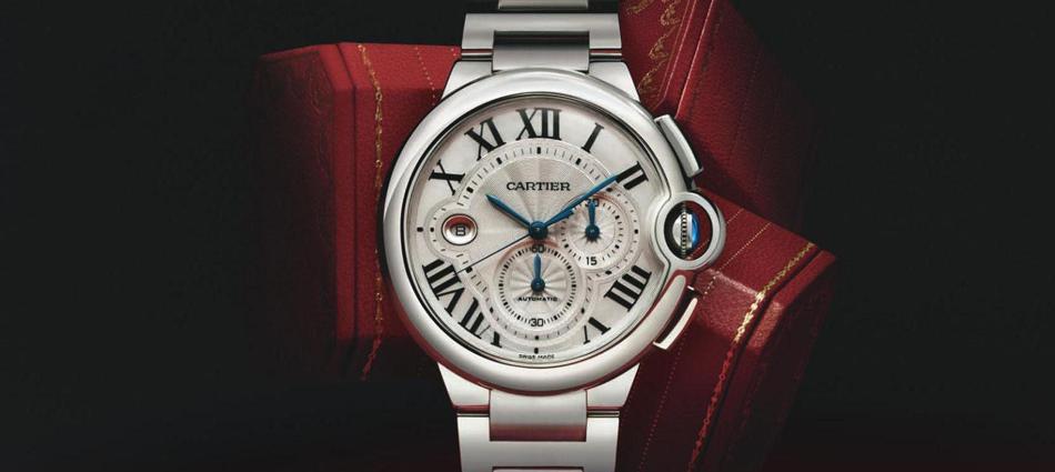 Reloj Ballon Bleu de Cartier Untitled 112