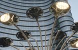 Artemide ilumina con Solar Tree Untitled 116 156x100