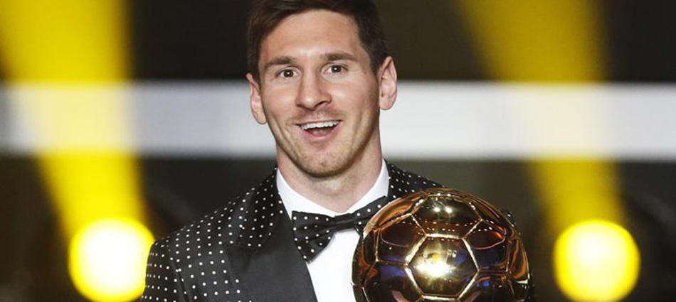 Dolce & Gabbana, el smoking de Messi Untitled 12