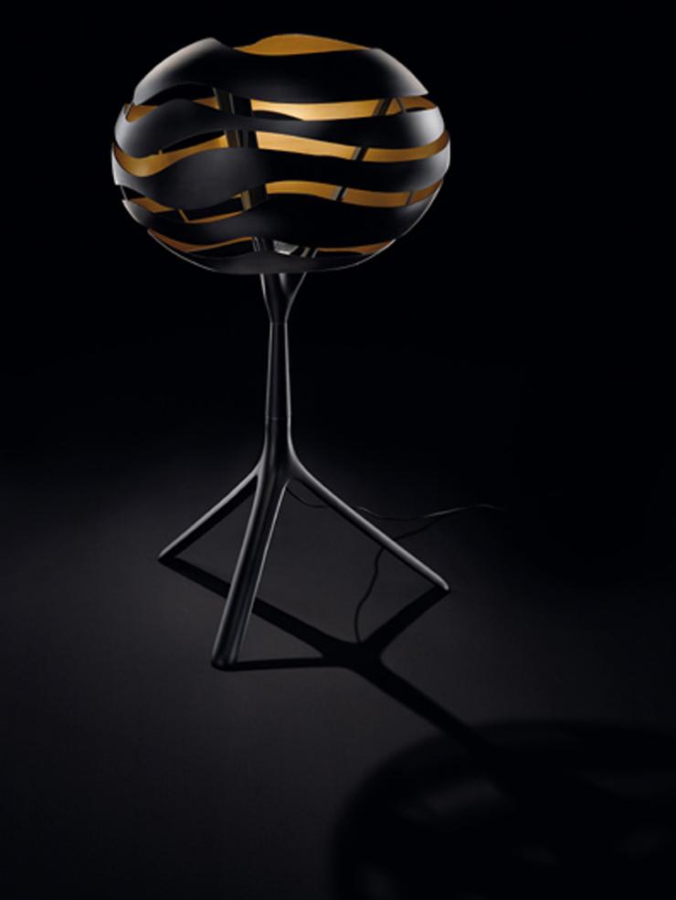 """""""Luminarias con sello del diseñador Werner Aisslinger.""""  Werner Aisslinger diseña para B.lux Werner Aisslinger TREE SERIES T 01B"""