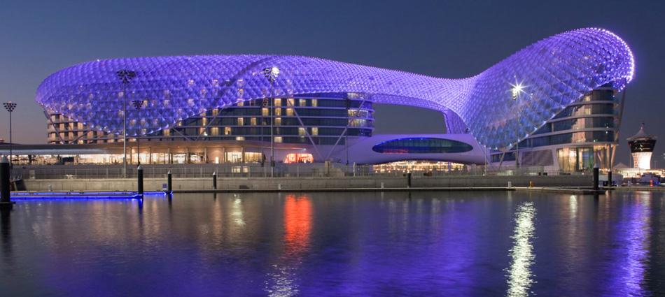 Hotel Yas Viceroy Abu Dhabi YasVicero