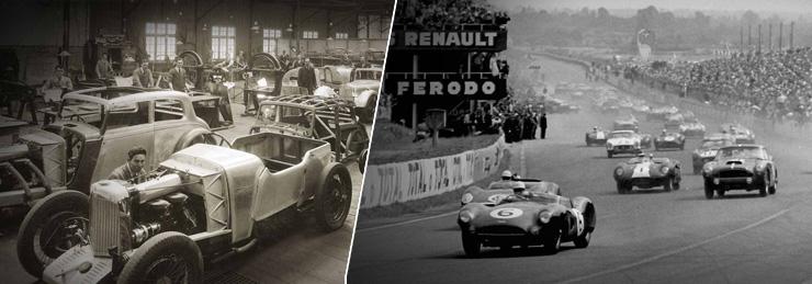 """""""La marca Aston Martin celebra su primero centenario, con una agenda de celebraciones entre 15 de Enero y el 21 de Julio y muchas actividades y sorpresas.""""  100 años Aston Martin aston3"""