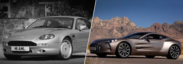 """""""La marca Aston Martin celebra su primero centenario, con una agenda de celebraciones entre 15 de Enero y el 21 de Julio y muchas actividades y sorpresas.""""  100 años Aston Martin aston5"""