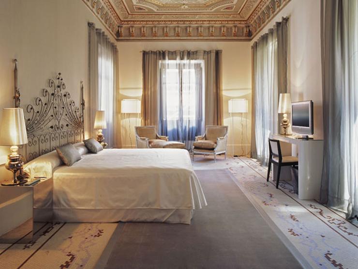 Hotel con encanto en granada decorar una casa for Imagenes de habitaciones de hoteles de lujo