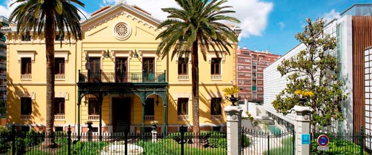 """""""Hospes Palacio de los Patos es un espacio destinado a las sensaciones y al más profundo bienestar con selecta cocina y spa.""""  Hotel con encanto en Granada palaciodelospatos"""