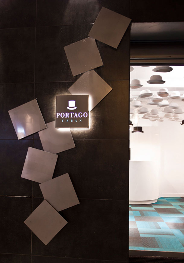 """""""Conoce Hotel Portago Urban, la nueva propuesta interiorista del estudio Ilmiodesign en el centro de Granada.""""  Hotel Portago Urban de Granada portago13"""