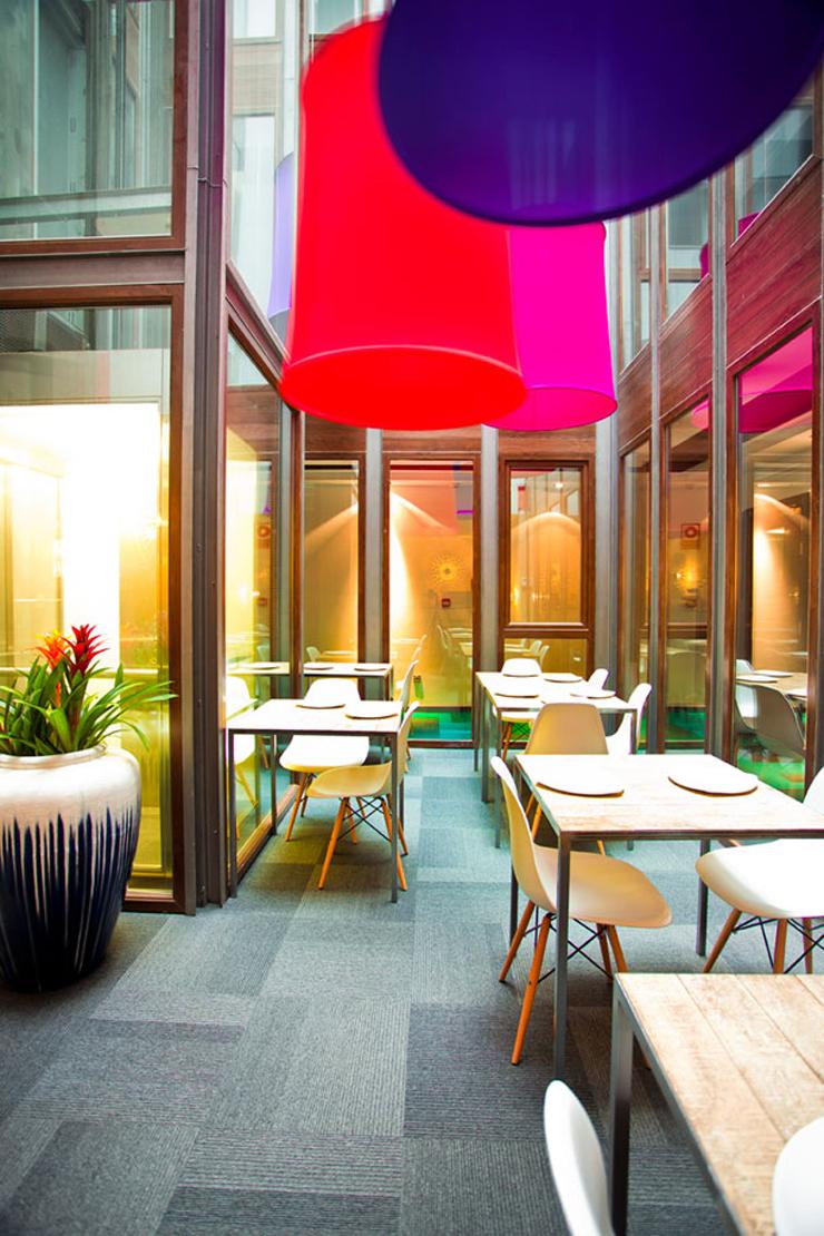"""""""Conoce Hotel Portago Urban, la nueva propuesta interiorista del estudio Ilmiodesign en el centro de Granada.""""  Hotel Portago Urban de Granada portago5"""