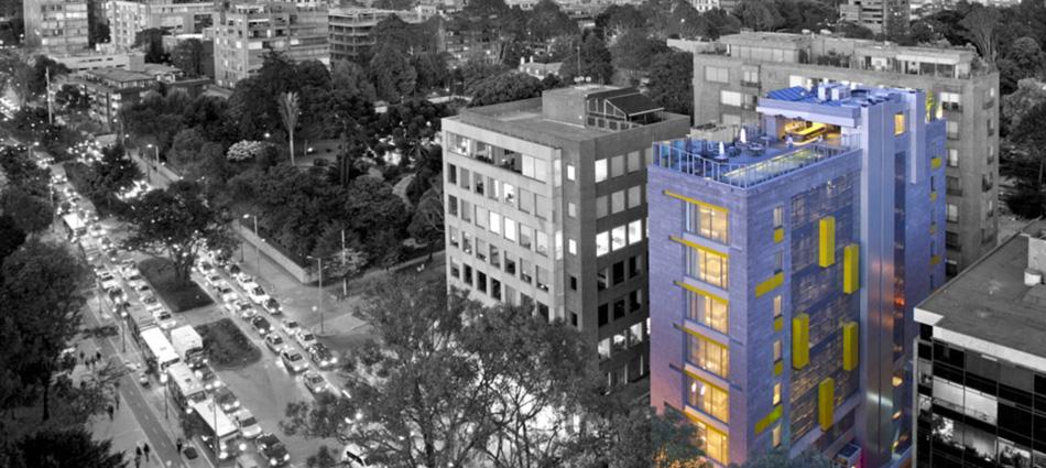 BOG Hotel de Bogotá slider