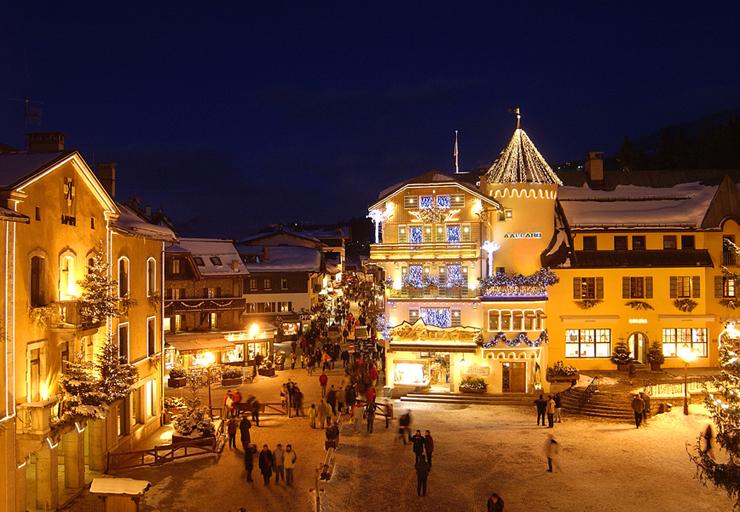 """""""Visitar Chamonix y Megève y respectivas actividades que se pueden practicar""""  Chamonix y Megève Megeve111"""