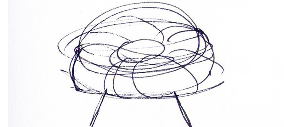 """""""Las dos piezas Drops diseñadas por Camilla Hounsell Halvorsen"""""""
