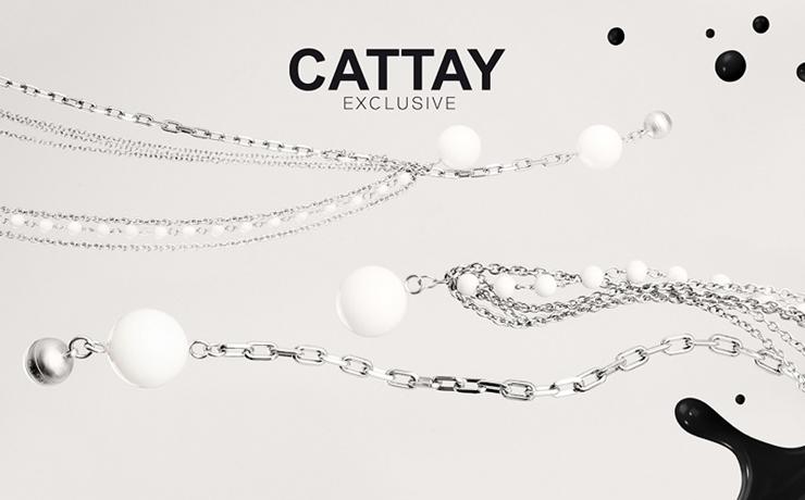 """""""Cattay Exclusive combina la mezcla de varios materiales nobles como el marfil de más de 15.000 años de antigüedad con el acero.""""  Cattay Exclusive cattay1"""