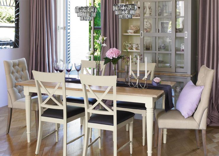 """""""Sugestiones para cambiar el diseño del hogar en 2013"""" 5 Indicaciones para el Diseño del Hogar en 2013 dining pg 62 jan13 2"""