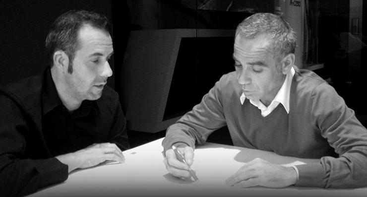 """""""Presentación del estudio de A-cero; Evolución de su estilo arquitectónico""""  A-CERO estudio demo1"""
