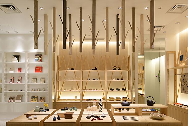 """""""Descripción de la composición de la nueva tienda de Masters Craft"""" Nueva Tienda Masters Craft masters craft palace hotel tokyo4"""